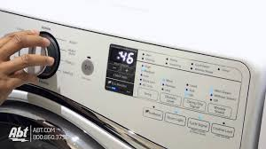 whirlpool duet white gas steam dryer wgd95hedw overview youtube