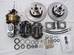 1966 mustang disc brakes disc brake kit