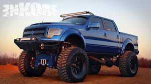 ford raptor lifted enkore custom lifted 2010 ford f150