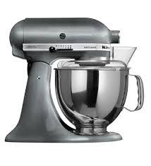 Kitchen Aid K45ss Artisan Series 4 8 L Tilt Head Stand Mixer Pearl Metallic