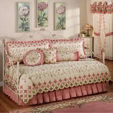 Linen Daybed Coras Cathedral Garden Grande Bedspread Bedding