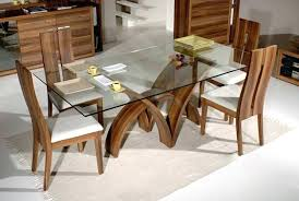 Dining Table Bases For Glass Tops Glass Dining Room Table Tops U2013 Mitventures Co
