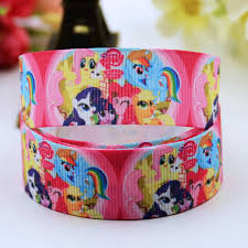 grosgrain ribbons 7 8 22mm character printed grosgrain ribbon party