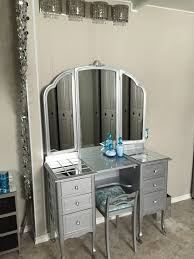 Silver Bedroom Vanity 100 Diy Bedroom Vanity Diy Vanity U2014 House Of Five