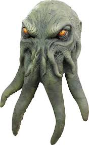 cthulhu mascot with pictures diy halloween masks 35 best yoo