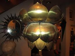 Lotus Pendant Light Attractive Lotus Pendant Light For Home Design Inspiration