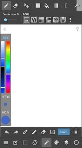 selecting colors medibang paint