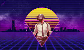 pubg wallpaper reddit retrowave pubg by mrlemonoid on deviantart