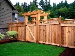 Small Backyard Privacy Ideas Bedroom Knockout Best Backyard Fence Ideas Design Lover Privacy