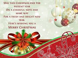 sample of christmas wishes