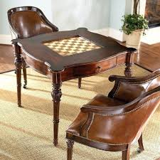 game table and chairs set game table and chairs round game table with club chairs theadmin co