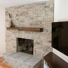 fireplace stone ledgestone fireplace pictures north star stone