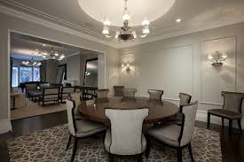Revere Pewter Paint For A Contemporary Living Room With A Beige - Revere pewter dining room