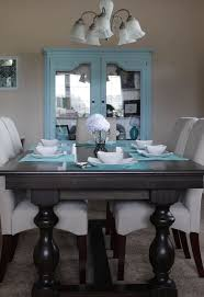 Hutch Furniture Dining Room Updated Diy Dining Room Hutch China Cabinet Reveal Hometalk