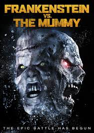 amazon com frankenstein vs the mummy ashton leigh brandon