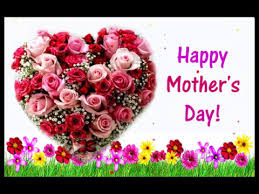 happy mother u0027s day flowers video greeting card 2017 youtube