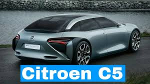 new citroen news all new citroen c5 coming in 2020 youtube