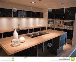 cuisine noir mat et bois cuisine bois cuisine noir bois et blanc
