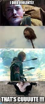 Joffrey Meme - i died violently cute joffrey meme on memegen