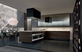 minimal kitchen cabinetry designed by poliform switch modern in