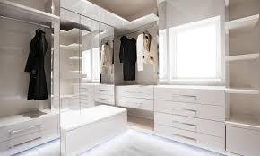 bespoke walk in wardrobes