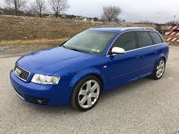 signature color face off 2004 v 2007 audi s4 avants german