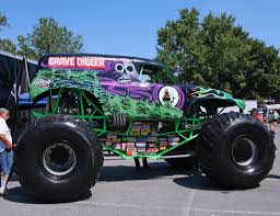 purple grave digger monster truck twg1942 u0027s most interesting flickr photos picssr