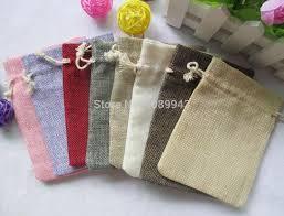 small burlap bags colors can 9 5 13 5 jute bag drawstring burlap bags small