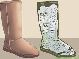 ugg s boots 3 easy ways to clean ugg boots with pictures wikihow