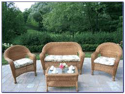 synthetic wicker patio furniture beautiful plastic wicker patio