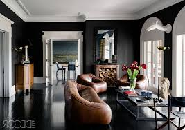 room with black walls 28 awesome living rooms with black walls louzine