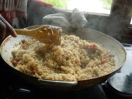 cuisine malienne un plat malien sénégalais le tiep l îlot des combes