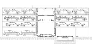 unitronics automated parking solutions autonomous parking garages