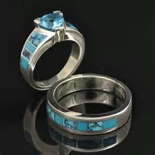 Native American Wedding Rings by Beautiful Mens Turquoise Rings 14 Native American Turquoise