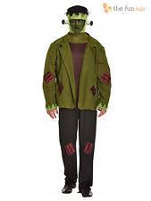 Male Halloween Costumes Mens Frankenstein Costume Ebay