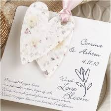 seed paper wedding favors 43 best gifts images on gifts projects and seed paper