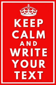 Keep Calm Meme Template - caign poster templates postermywall