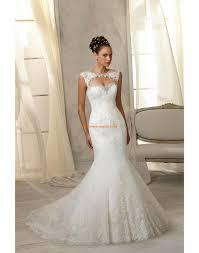 robe de mari e dentelle sirene robe de mariée sirène dentelle avec boléro zip