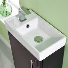 Basin And Toilet Vanity Unit Veebath Sheen Bathroom Cloakroom Ensuite Vanity Unit And Basin