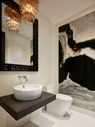 Design Powder Room Always In Trend 20 Powder Rooms In Black And White Interior