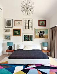 colorful modern furniture midcentury modern bedroom decorating ideas
