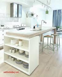 meuble pour ilot central cuisine fabriquer un ilot de cuisine avec meuble ikea pour idees de deco