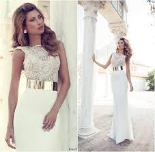 white prom dresses beaded evening dress prom dress beading