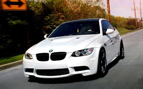 bmw white car bmw white car