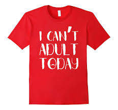 amazon com i can u0027t today shirt clothing