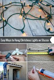 Christmas Light Ideas by Best 25 Exterior Christmas Lights Ideas On Pinterest Outdoor