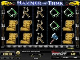 hammer of thor slot review bonus codes askgamblers
