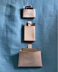 card pockets leather wall pocket card nalata nalata