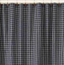 Navy Curtain Country Shower Curtains Sturbridge Navy Blue 72 X 72