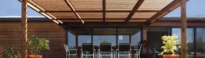 auvent en bois pour terrasse auvents en bois misterbois le spécialiste